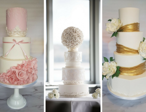 Baking Beautiful Wedding Cake Trends