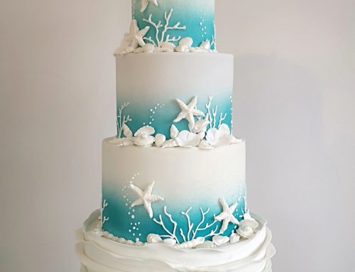 Wedding Cakes with a twist
