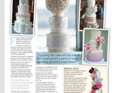 Kent Wedding Cakes