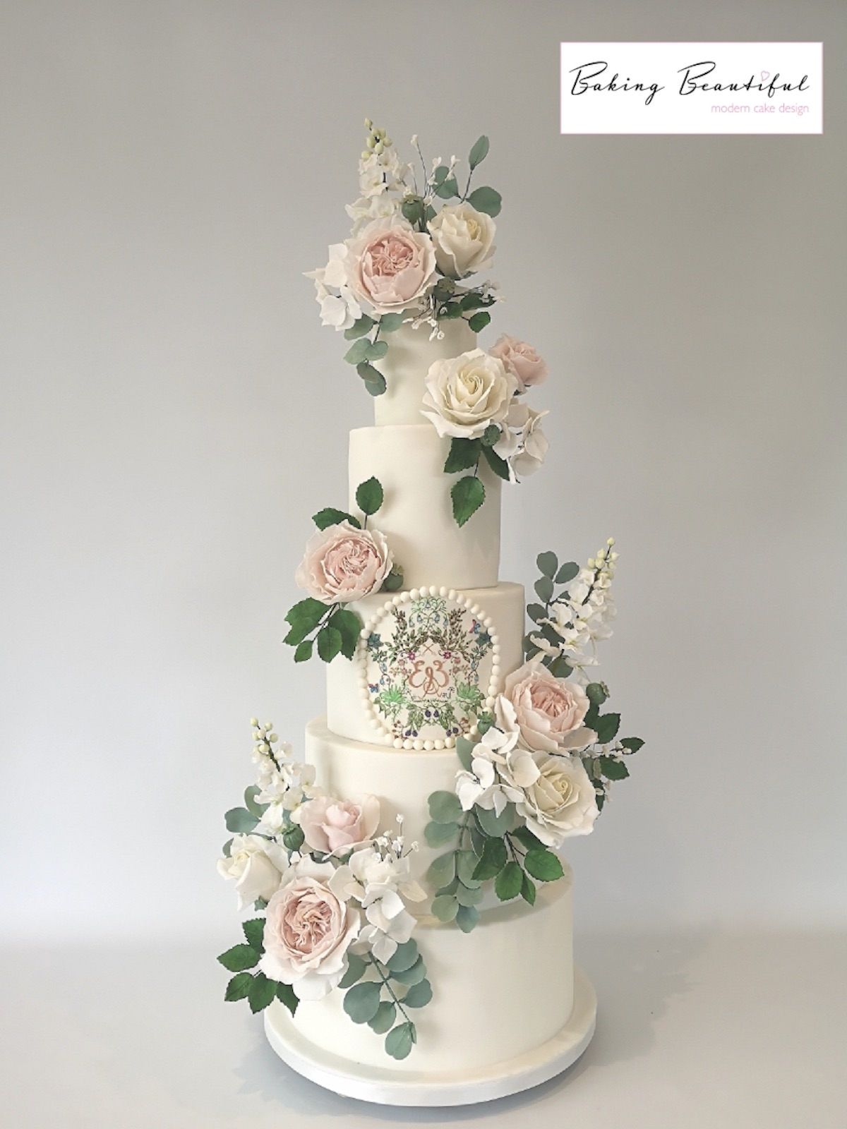 Kent Wedding Cakes Baking Beautiful